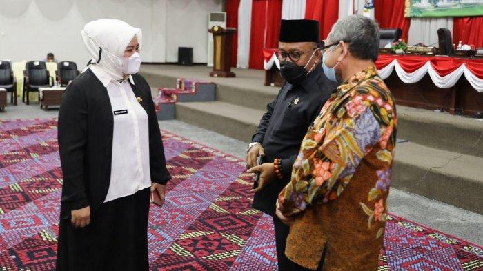 Wakil Gubernur Kepulauan Riau Hj. Marlin Agustina
