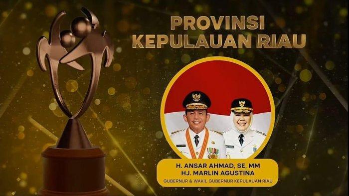 Pemprov Kepri Buat Prestasi, Raih Penghargaan Pelopor Provinsi Layak Anak