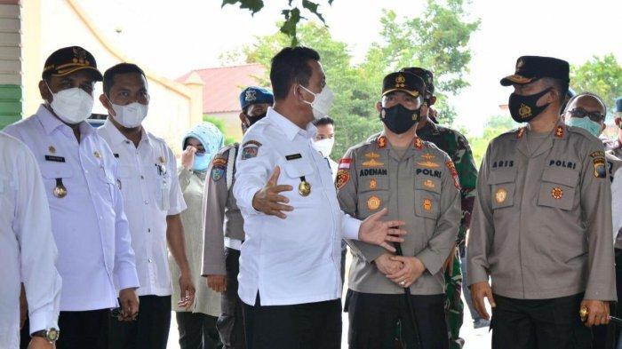 Gubernur Kepri Dukung Program Nasi Kapau Polda Kepri, Dorong Percepatan Vaksinasi