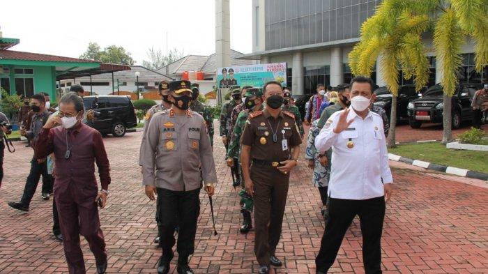 Gubernur Kepri Ansar Ahmad Apresiasi Pekan Vaksinasi Kejati Kepri