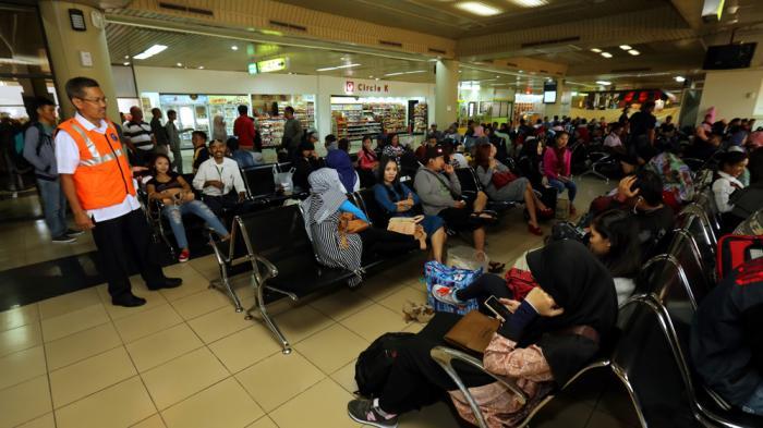 Banyak Warga Luar Batam Datang ke Batam Numpang Lewat untuk ke Singapura