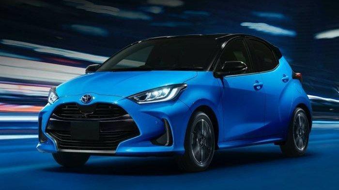 Diluncurkan untuk Pasar Jepang dan Eropa, Ini Penampakan Toyota Yaris 2020