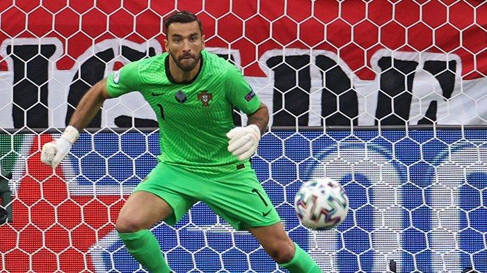 Berita AS Roma - Rui Patricio Jalani Tes Medis, Bikin Kesengsem Jose Mourinho
