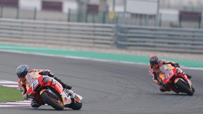 Perjuangan Repsol Honda Temukan Masalah Motor 2 Jam Jelang Test MotoGP Qatar Berakhir