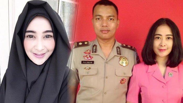 Penampilan Uut Permatasari kini dan foto bersama suaminya perwira polisi