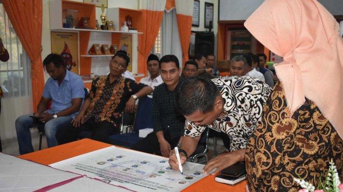 Gugatan PDI Perjuangan dan Golkar Sebabkan KPU Bintan Belum Umumkan Nama-nama Caleg Pemenang Pileg