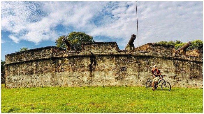 Panduan Wisata Lengkap Liburan ke Penang Fort Cornwallis, Malaysia
