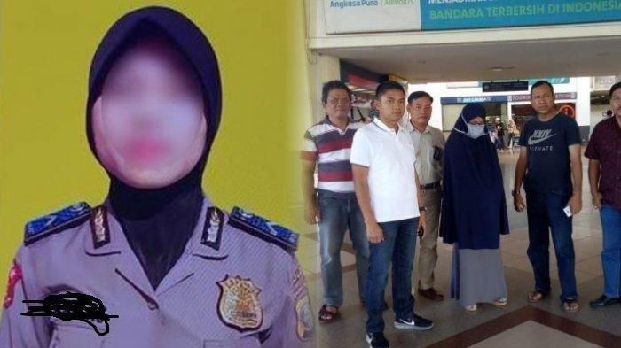 Polwan yang Diduga Terpapar Radikalisme,Fakta Baru Bripda NOSke Surabaya Pakai Identitas Palsu