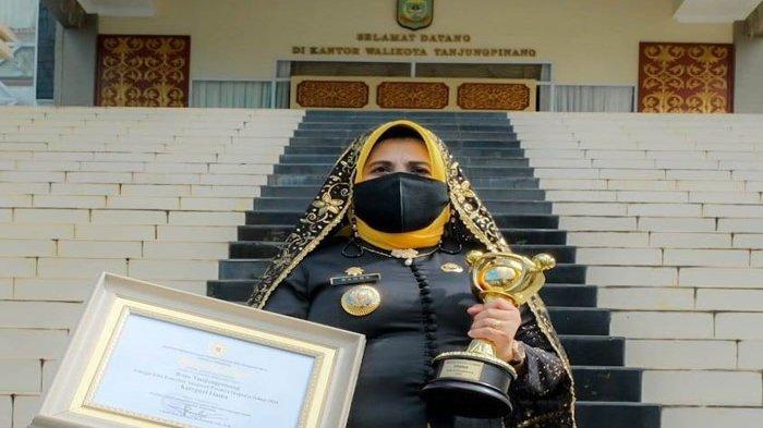 Penantian 10 Tahun Pemko Tanjung Pinang, Raih Penghargaan Nasional Kesetaraan Gender