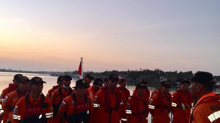 Tim SAR Sisir Perairan Pulau Cempedak, Cari Nelayan Bintan Diduga Hilang Tenggelam