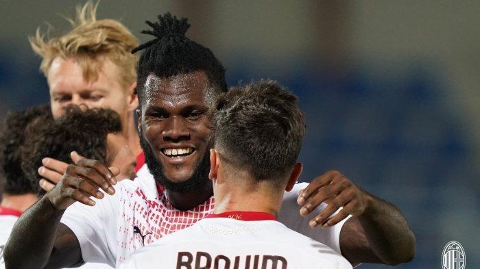 Rumor Transfer Manchester United, 3 Gelandang Ini jadi Incaran Solskjaer, Ada Franck Kessie