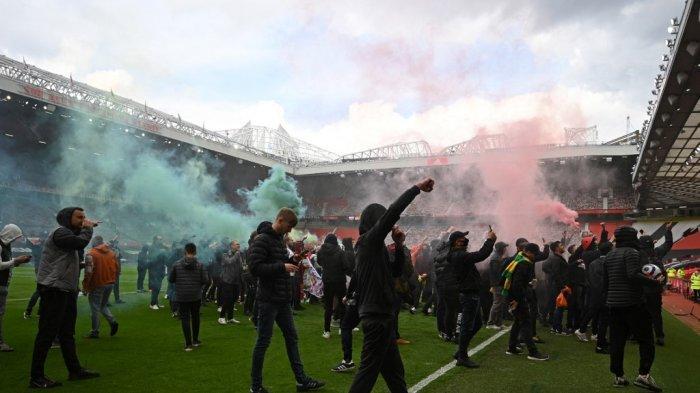 Jadwal Terbaru Manchester United vs Liverpool Pasca Kerusuhan Suporter di Old Trafford