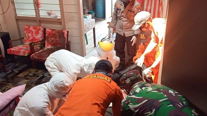 Idul Adha Desa Penuba Lingga Geger, Lansia Ditemukan Tewas Seorang Diri Dalam Rumah