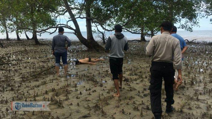Identitas Mayat Pria yang Ditemukan di Pantai Kundur Karimun Diketahui, Warga Tanjung Batu Kota