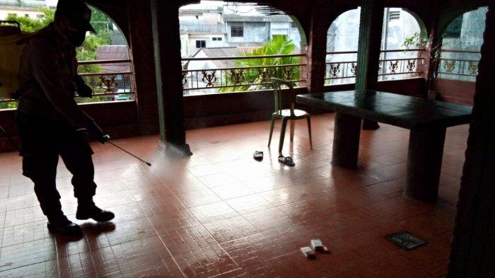 Pria Paruh Baya Tewas di lobby Hotel Surya Tanjungpinang, Diduga Sakit Jantung