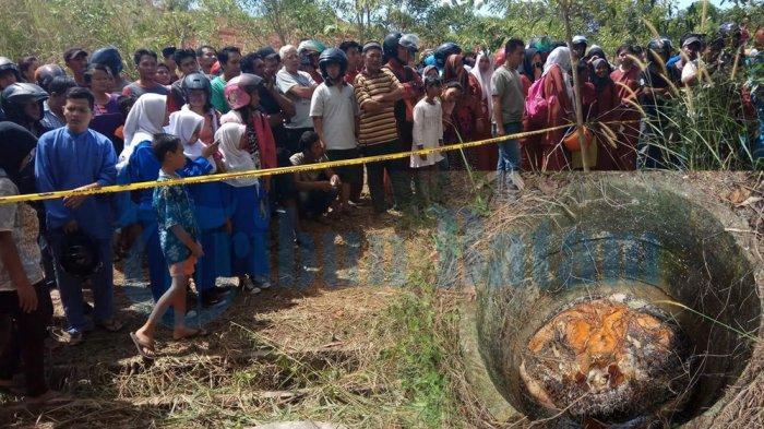 Hasil Autopsi Mayat di Septic Tank Keluar, Polisi Ungkap Adanya Luka Bagian Kepala dan Leher!
