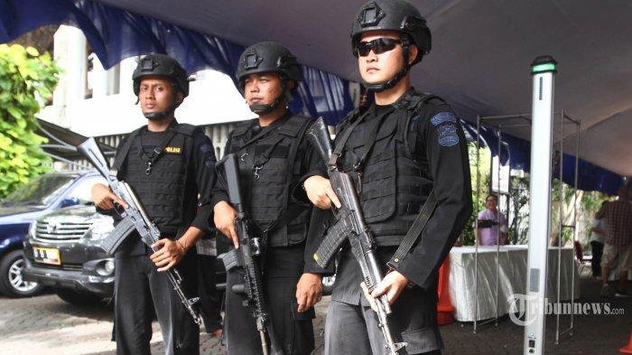 Jelang Natal, Mabes Polri Perintahkan Siaga Satu Seluruh Indonesia. Personel Tak Boleh Keluyuran!