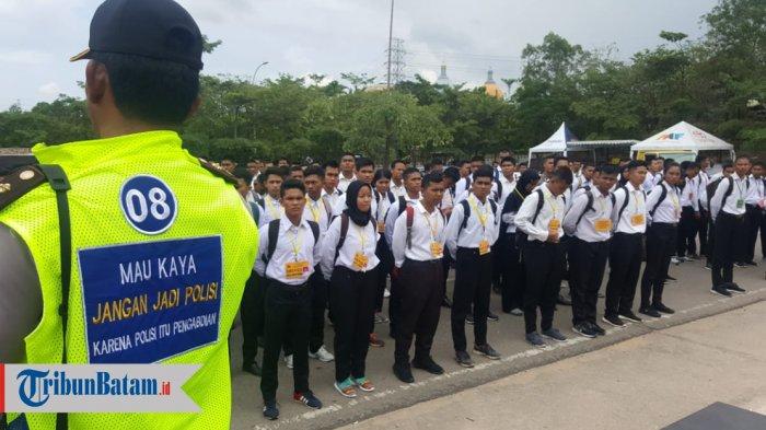 Siap Siap Ada Penerimaan Anggota Polisi Pendaftaran 26 Maret Ini Persyaratan Cara Pendaftaran Halaman All Tribun Batam