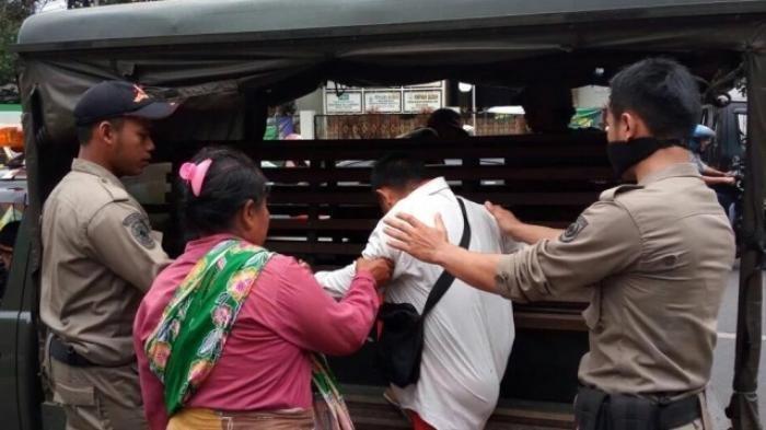 Cerita Kehidupan Pengemis Punya Tabungan Rp 135 Juta, Sempat Bawa Ayah yang Lumpuh ke Jalan