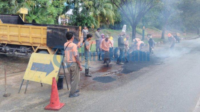 Siapkan Dana Rp 130 Miliar Kementerian PUPR Bakal Perbaiki 170 Km Jalan di Batam