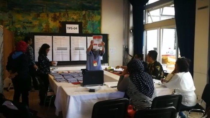 Pilpres Sistem Noken di Kabupaten Puncak Papua, 100 Persen Suara untuk Jokowi-Ma'ruf