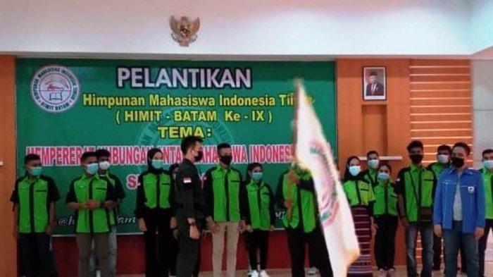 Pengurus HIMIT Batam Dilantik, Wadah Kaum Intelektual dari Indonesia Timur