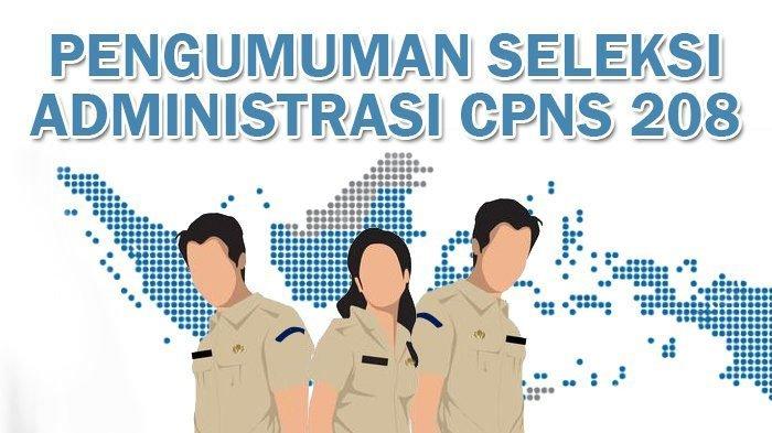 INFO CPNS 2018 - Hari Ini Hasil Seleksi Administrasi CPNS Pemprov DKI Jakarta Diumumkan