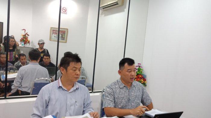 Kantongi Legalitas Lahan Seranggong Batam, Pihak Perusahaan Ngaku Tak Akan Mundur