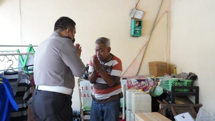 Nasib Miris Pensiunan Polisi, Jadi Manusia Silver Hingga Mengamen di Lampu Merah