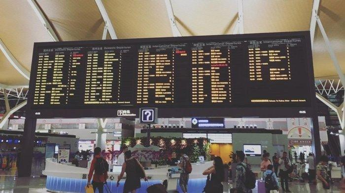 Penundaan Jam Berangkat Sering Terjadi, Inilah 10 Fakta Penerbangan di China