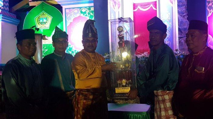 Desa Degong Raih Juara Umum di MTQ Kecamatan Belat Karimun