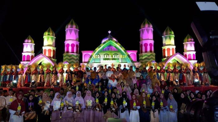 Karimun Tak Ikut Stan Pameran MTQ Provinsi di Tanjungpinang, Bawa 52 Kafilah