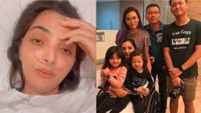 Penyakit Ashanty Auto Imun Kian Parah, Anang Bawa Berobat ke Turki Ramadan, Aurel Tak Janji Ikut