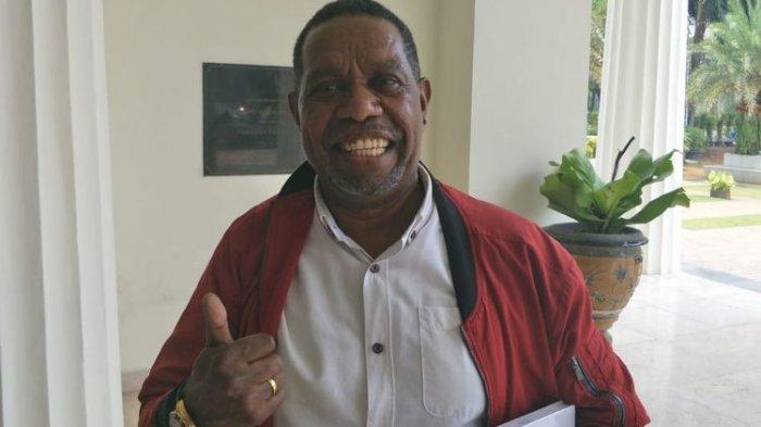 Edo Kondologit Yakin Tribun-Papua.com Dapat Beri Variasi Pemberitaan