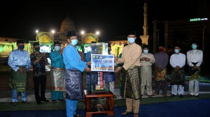 Kecamatan Batam Kota Pertahankan Prestasi, Raih Juara Pertama MTQ ke-30 Kota Batam