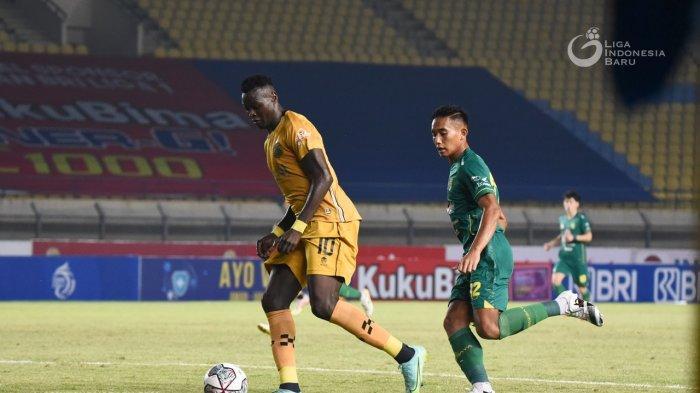 Persib Bandung vs Bhayangkara FC, Nick Kuipers Tertantang Jumpa Ezechiel N Douassel