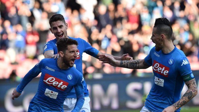 Bursa Transfer - Dikabarkan Hengkang dari Napoli, Selangkah Lagi Dries Mertens Gabung Chelsea
