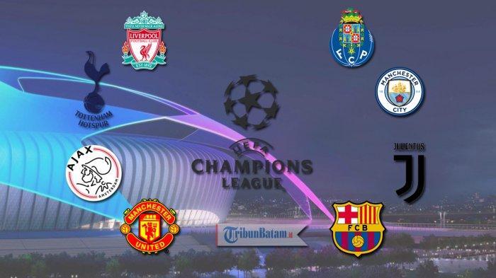 Jadwal Liga Champions, Liverpool Jamu FC Porto, Juventus Bawa Ronaldo ke Markas Ajax, Live RCTI