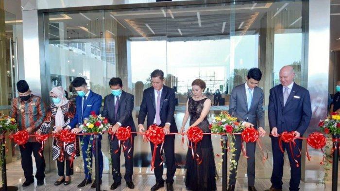 Peresmian perasional hotel kelompok usaha PT Citra Buana Prakarsa di Batam