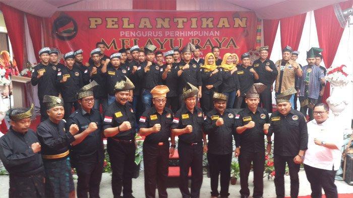 Rindu Susana Damai, Yan Fitri Kukuhkan Perhimpunan Melayu Raya di Karimun
