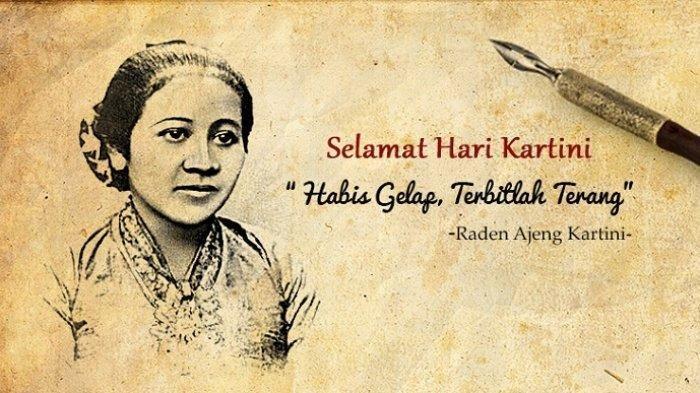 Sejarah Dan Kata Bijak Kartini Selain Habis Gelap Terbitlah Terang Peringatan Hari Kartini 2019 Tribun Batam