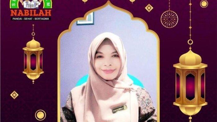 Direktur Pendidikan Sekolah Islam Nabilah Batam, Dr. Sarmini, S.Pd.,MM.Pd.
