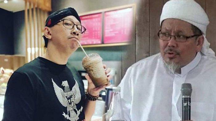 Kolase Permadi Arya alias Abu Janda dan Tengku Zulkarnain