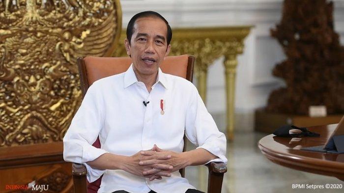 Jokowi Pastikan Tak Ada Impor Beras Selama 6 Bulan Ke Depan, Sebut Nota Kesepahaman Untuk Jaga-Jaga