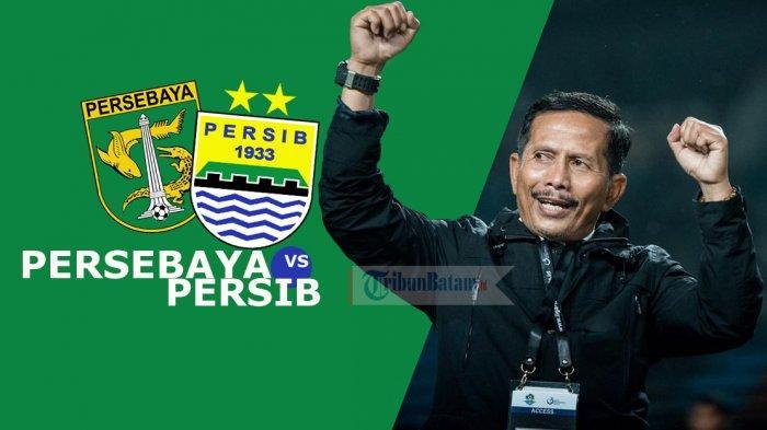 Persebaya vs Persib Sore Ini Kick Off Jam 15.30 WIB, Fandi Eko Ingin Cetak Gol Lagi ke Gawang Persib