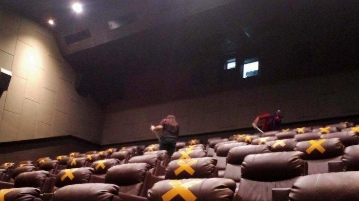 Bioskop CGV Hentikan Operasional di Seluruh Indonesia Selama PPKM Darurat