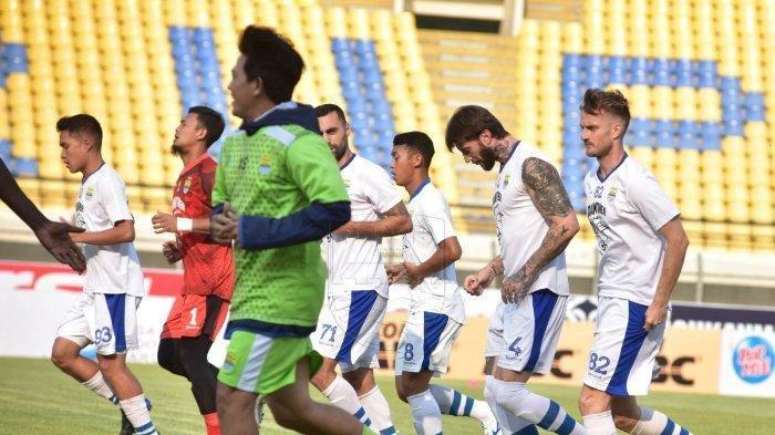 Fabiano Beltrame Kembali Lagi ke Persib Bandung Senior, Begini Penjelasan Pelatih