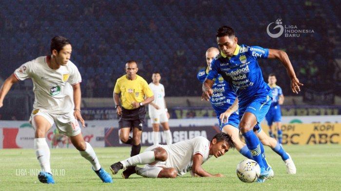 INFO Harga Tiket Persib Bandung vs Barito Putera di Laga Uji Coba di Stadion Si Jalak Harupat