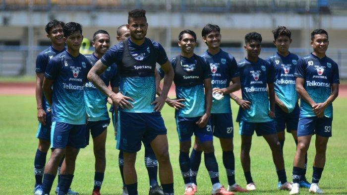 Jelang Persib Bandung vs Bhayangkara FC, Lima Pemain Persib Dipastikan Absen