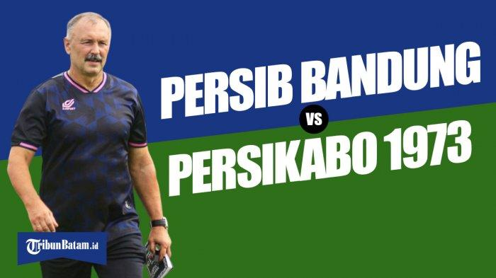 Persib Bandung vs Persikabo Digelar Tanpa Penonton, Igor Kriushenko: Sepakbola Seperti Mati